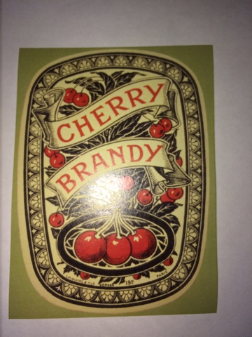 cherry brendy